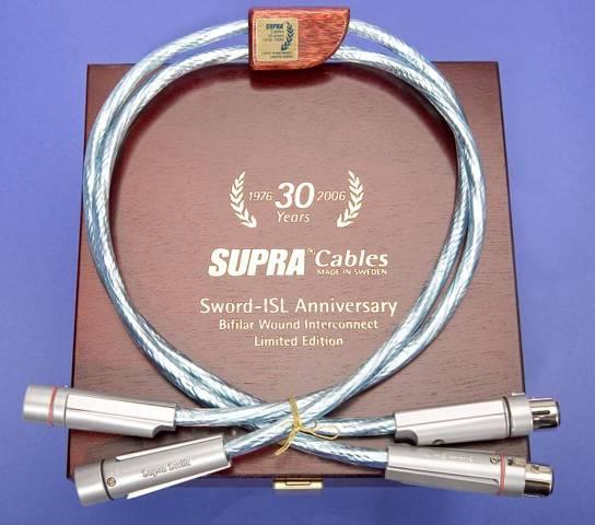 "Supra SWORD ISL Anniversary XLR ""Special Edition"""