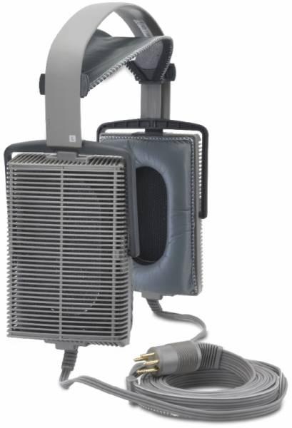 STAX SET mit Kopfhörer SR-307 und Treiberverstärker SRM-323S