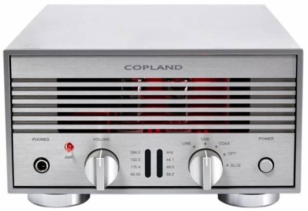Copland Kopfhörerverstärker DAC 215