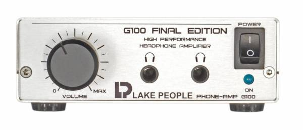 Lake People STEREO Kopfhörerverstärker G100 FE