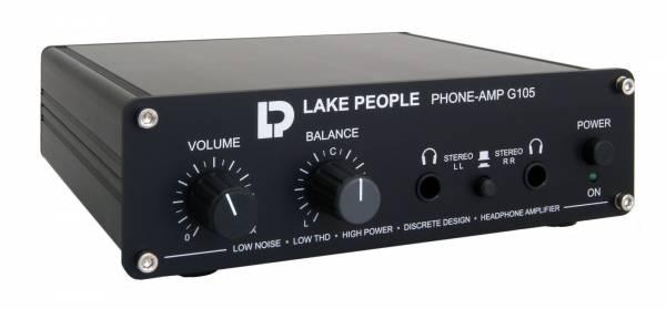Lake People Stereo Kopfhörerverstärker G105