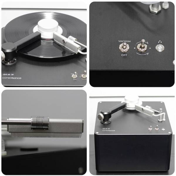 Opera Consonance Plattenwaschmaschine RCM-H