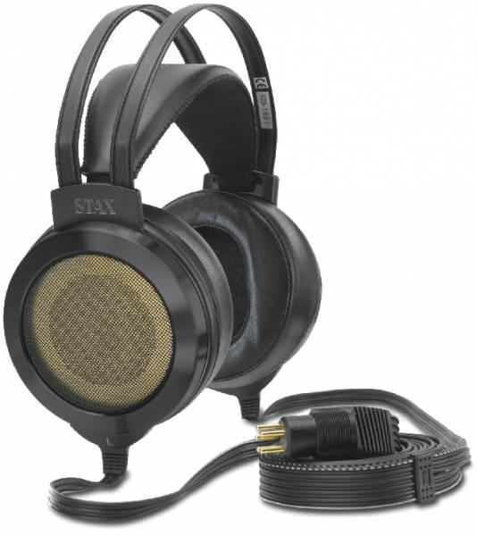 STAX SET SRS-007 MK2 mit Kopfhörer SR-007 Reference MK 2 und Treiberverstärker SRM-007t II