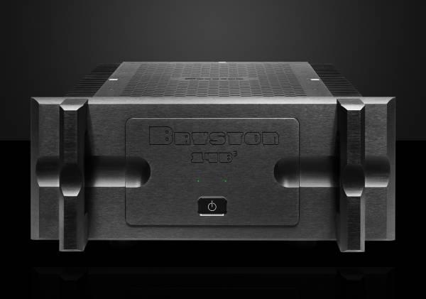 Bryston Doppel-Mono-Endstufe 14B³ Cube schwarz