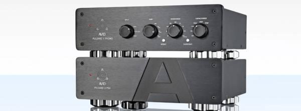 AVID Phonoverstärker Pulsare II