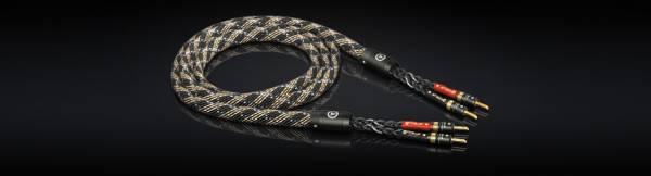 VIABLUE SC-4 Single-Wire Lautsprecherkabel T6s 150cm (Paar)
