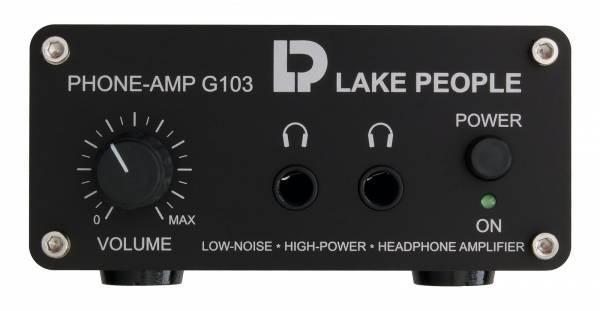 Lake People Stereo Kopfhörerverstärker G103-P