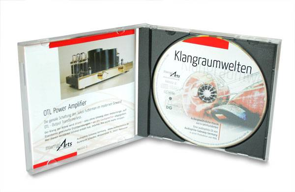 EternalArts audiophile CD