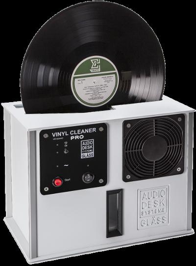 Gläss Vinyl Cleaner Pro weiss