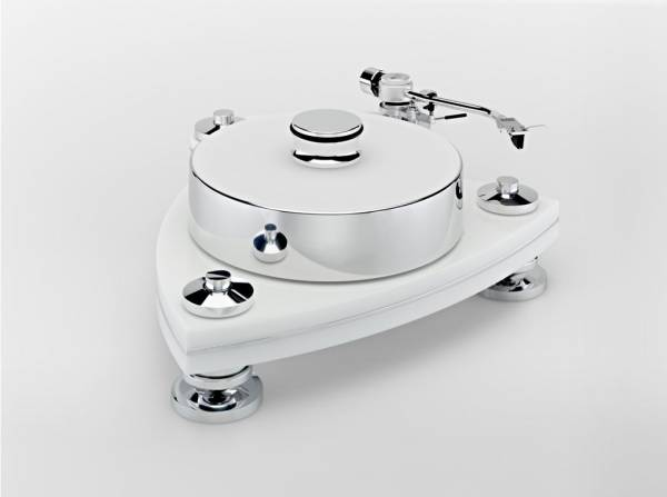 Transrotor Plattenspieler Crescendo Bianco TMD