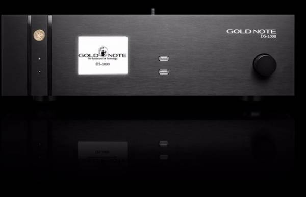 Gold Note DS-1000 Streamer