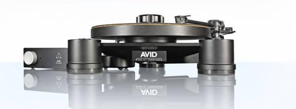 AVID Plattenspieler Diva II