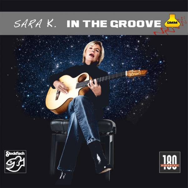 SARA K. - In The Groove • LP