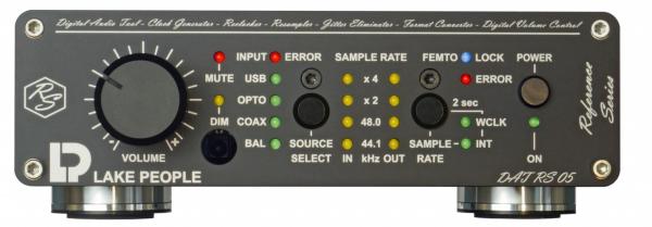 Lake People Kopfhörerverstärker DAT RS 05