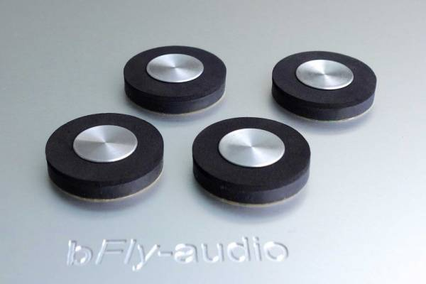 bFly-Audio Absorber für Lautsprecher LS 4er Set
