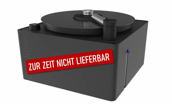 "Okki Nokki Plattenwaschmaschine ""ONE"" - NEU - schwarz"