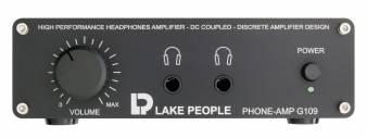 Lake People Stereo Kopfhörerverstärker Phone-Amp G109-Std