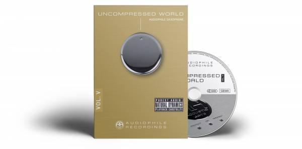 Accustic Arts CD Bundle - 5 Stück - der audiophilen Sonderklasse