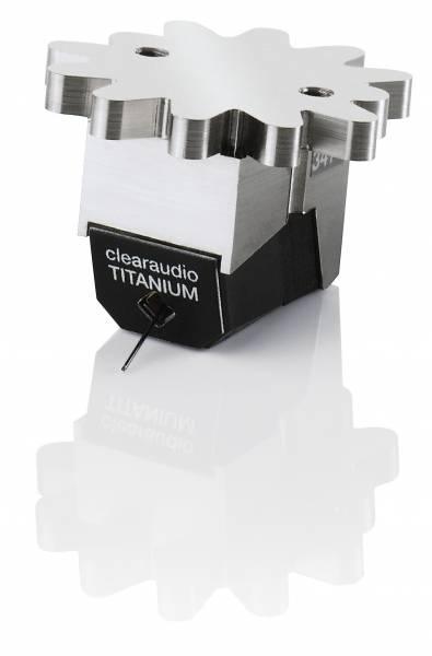 Clearaudio Tonabnehmer Titanium V2 MC