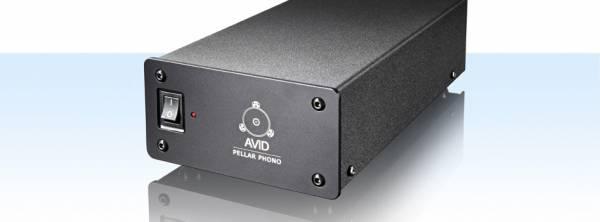 AVID Phonoverstärker Pellar
