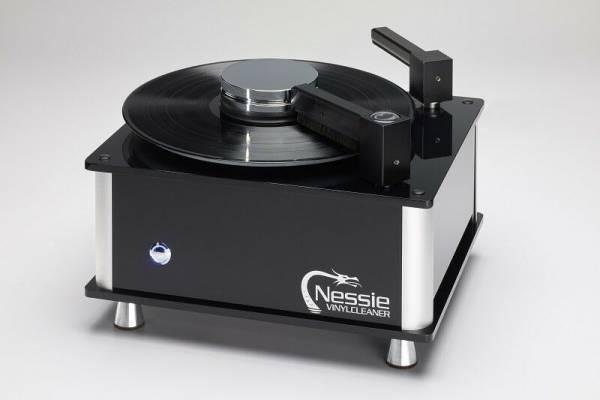 NESSIE Plattenwaschmaschine Vinylcleaner Pro - MAKELLOSER AUSSTELLER