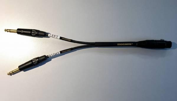 RME ADI 2 Pro Adapter für symmetrische Kopfhörer
