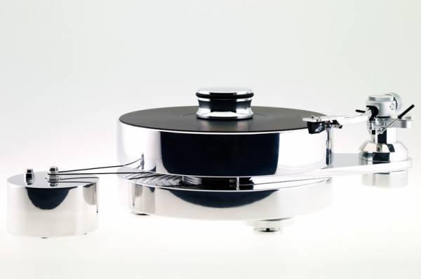 Transrotor Plattenspieler Fat Bob S TMD (serienmässig mit TMD)