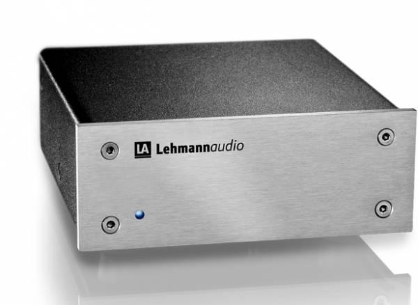Lehmannaudio Phonoverstärker Black Cube SE II