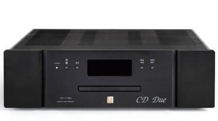 Unison Unico CD Due Hybrid CD Player