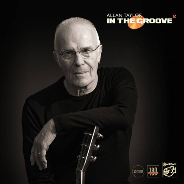 ALLAN TAYLOR - In The Groove Vol.2 • LP