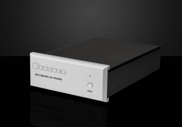 Bryston Phono Vorverstärker, Moving Magnet & Moving Coil