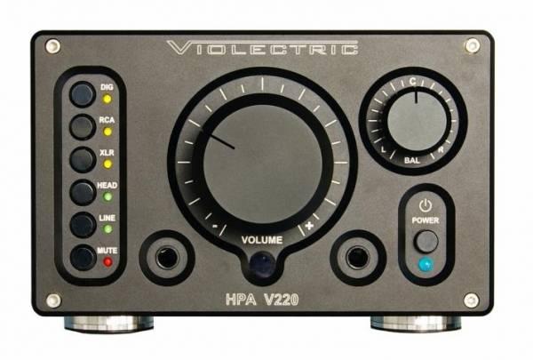 Violectric Kopfhörerverstärker HPA V220