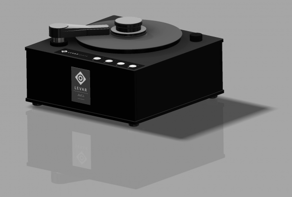LEVAR UNICA Plattenwaschmaschine BUNDLE I inkl. Haube
