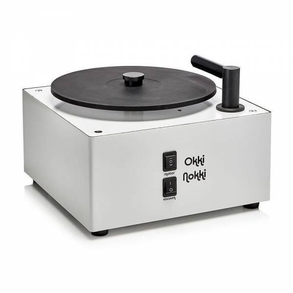 Okki Nokki Plattenwaschmaschine weiß RCM / MK4 - Makelloser Aussteller