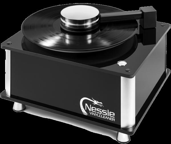 Nessie Vinylcleaner Makelloser Aussteller