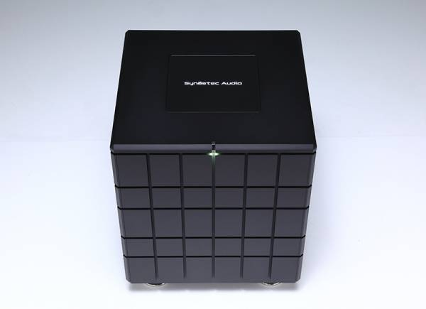 Synästec Audio Transistor Endverstärker Saxum Power Amplifier