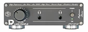 Lake-People 2-kanaliger Kopfhörerverstärker HPA RS 02
