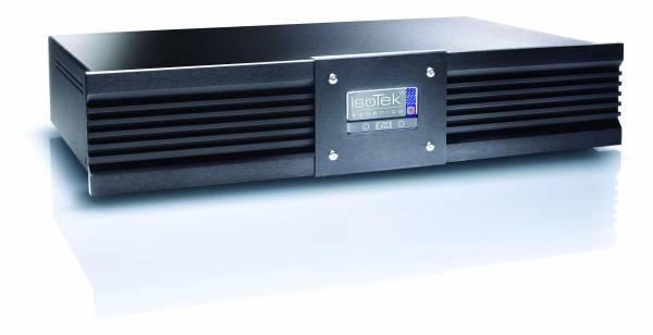 IsoTek Spannungsoptimierer EVO3 Aquarius schwarz - Makelloser Rückläufer