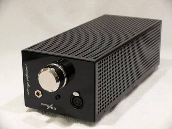 EternalArts OTL-Kopfhörerverstärker Twin Type Professional