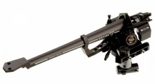 SME Tonarm 5009 schwarz Magnesium
