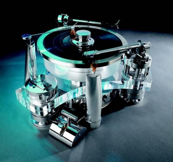 Transrotor Plattenspieler Tourbillon FMD