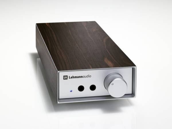 Lehmannaudio Kopfhörerverstärker Linear SE USB