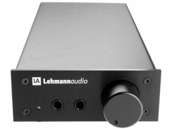 Lehmannaudio Kopfhörerverstärker Linear D schwarz - Makelloser Rückläufer