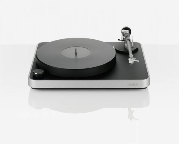 Clearaudio Plattenspieler inkl. Concept Tonarm und Concept MM / Concept MC Tonabnehmer