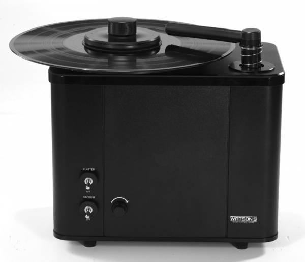 WATSON`S Plattenwaschmaschine - Makelloser Rückläufer