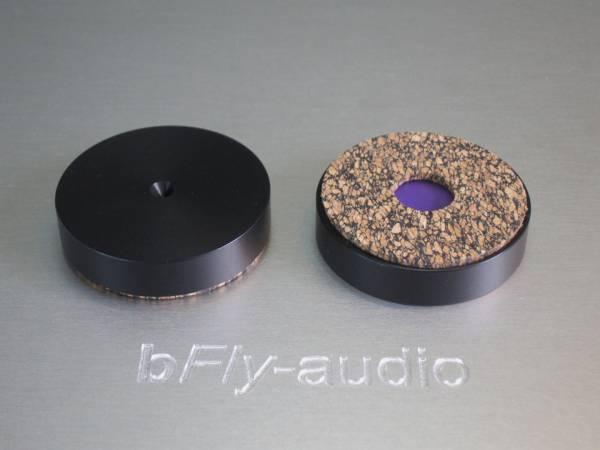 bFly-Audio Unterlegscheiben mit Absorber b.DISC PRO