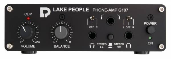 Lake People Stereo Kopfhörerverstärker G107