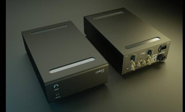 Lyric Phono-Röhrenvorverstärker PS 10 MM