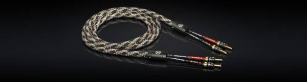VIABLUE SC-2 Single-Wire Lautsprecherkabel T6S 150cm (Paar)