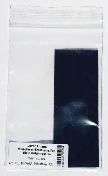 LEVAR AMANO Ersatz-Mikrofaserstreifen für Reinigungsarm (1 Stück)